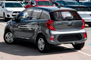 2020 Kia Picanto JA MY21 S Grey 4 Speed Automatic Hatchback