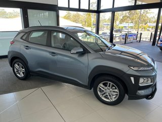 2020 Hyundai Kona OS.3 MY20 Active 2WD Silver 6 Speed Sports Automatic Wagon.