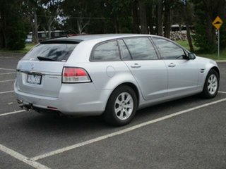 2008 Holden Commodore VE Omega Silver Automatic Sportswagon.