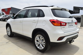 2019 Mitsubishi ASX XC MY19 ES 2WD White 1 Speed Constant Variable Wagon