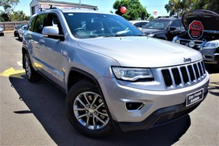 2013 Jeep Grand Cherokee WK MY2014 Laredo Silver 8 Speed Sports Automatic Wagon