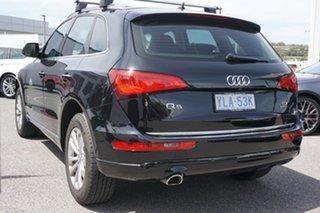 2016 Audi Q5 8R MY16 TDI S Tronic Quattro Black 7 Speed Sports Automatic Dual Clutch Wagon