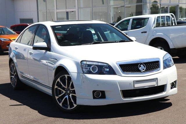 Used Holden Caprice WN II MY16 V Essendon Fields, 2015 Holden Caprice WN II MY16 V White 6 Speed Sports Automatic Sedan