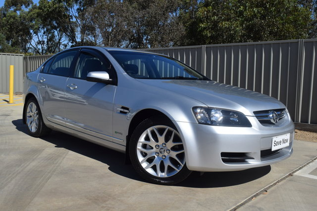 Used Holden Commodore VE MY10 International Echuca, 2010 Holden Commodore VE MY10 International Silver 6 Speed Sports Automatic Sedan