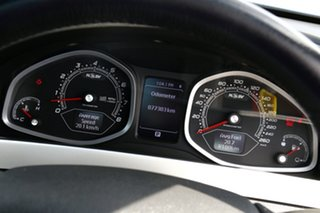 2013 Holden Special Vehicles Maloo E3 MY12.5 Blue 6 Speed Automatic Utility