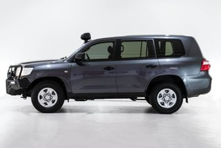 2018 Toyota Landcruiser VDJ200R GX Grey 6 Speed Sports Automatic Wagon