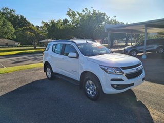 Holden Trailblazer RG MY20 LT Summit White 6 Speed Automatic Wagon.