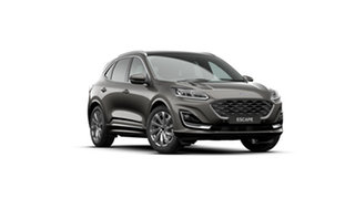 2020 Ford Escape ZH 2021.25MY Vignale AWD Magnetic 8 Speed Sports Automatic SUV
