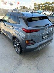 2017 Hyundai Kona OS MY18 Highlander 2WD Lake Silver 6 Speed Sports Automatic Wagon
