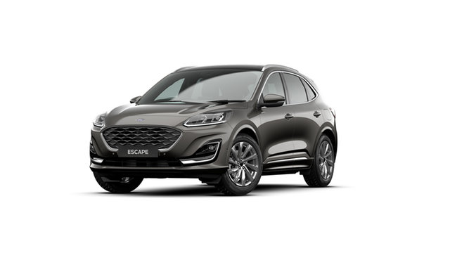 New Ford Escape ZH 2020.75MY Vignale AWD Deer Park, 2020 Ford Escape ZH 2020.75MY Vignale AWD Magnetic 8 Speed Sports Automatic SUV