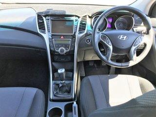 2012 Hyundai i30 GD Elite Red 6 Speed Manual Hatchback