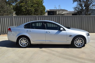 2010 Holden Commodore VE MY10 International Silver 6 Speed Sports Automatic Sedan