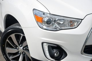 2014 Mitsubishi ASX XB MY15 LS White 6 Speed Sports Automatic Wagon
