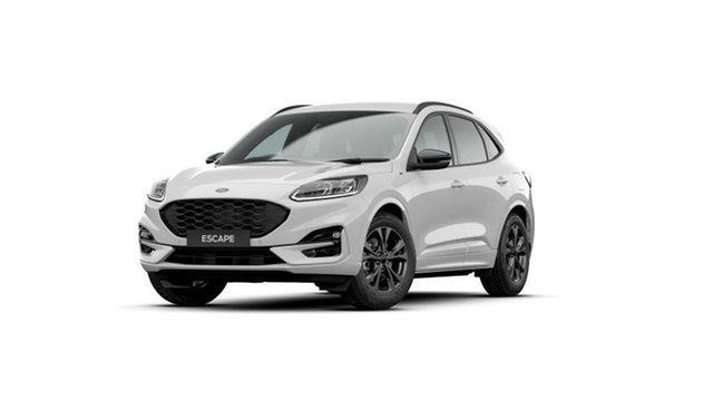 New Ford Escape ZH MY21.25 ST-Line (AWD) Dandenong, 2021 Ford Escape ZH MY21.25 ST-Line (AWD) Ny5 8 Speed Automatic SUV