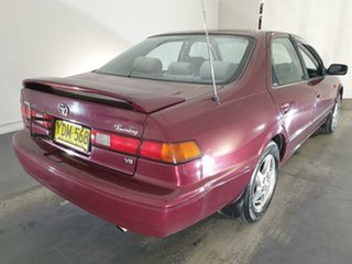 1999 Toyota Camry MCV20R Touring Red 4 Speed Automatic Sedan