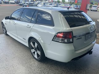 2013 Holden Commodore VE II MY12.5 SS Z-Series White 6 Speed Automatic Sportswagon