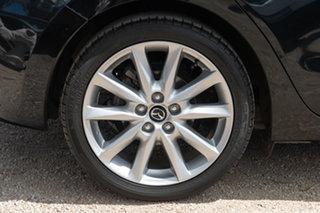 2017 Mazda 3 BN5438 SP25 SKYACTIV-Drive GT Black 6 Speed Sports Automatic Hatchback.