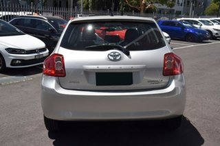 2007 Toyota Corolla Ascent Silver 4 Speed Automatic Hatchback