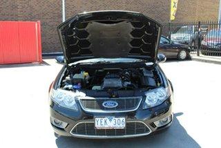 2010 Ford Falcon FG G6 50th Anniversary Black 6 Speed Automatic Sedan