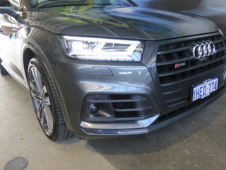 2018 Audi SQ5 FY MY18 3.0 TFSI Quattro Abarth Grey 8 Speed Automatic Tiptronic Wagon