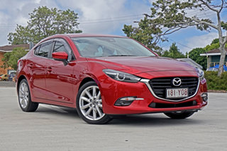 2018 Mazda 3 BN5236 SP25 SKYACTIV-MT GT Red 6 Speed Manual Sedan.