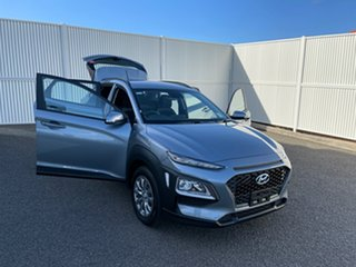 2020 Hyundai Kona OS.3 MY20 Go 2WD Silver 6 Speed Sports Automatic Wagon