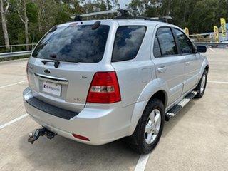2008 Kia Sorento BL EX Silver 5 Speed Automatic Wagon.