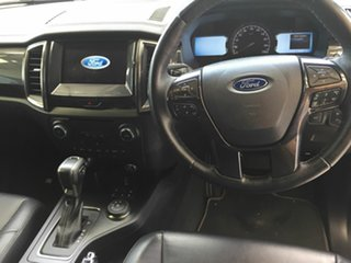 2018 Ford Everest UA II MY19 Titanium (4WD 7 Seat) Black 10 Speed Auto Seq Sportshift SUV