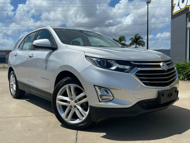 Used Holden Equinox EQ MY18 LTZ FWD Townsville, 2018 Holden Equinox EQ MY18 LTZ FWD Silver 9 Speed Sports Automatic Wagon