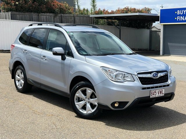 Used Subaru Forester S4 MY15 2.5i-L CVT AWD Chermside, 2015 Subaru Forester S4 MY15 2.5i-L CVT AWD Silver 6 Speed Constant Variable Wagon