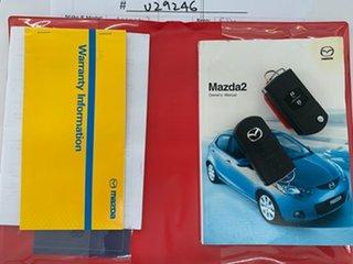 2008 Mazda 2 DE10Y1 Genki Grey 5 Speed Manual Hatchback