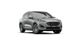 2020 Ford Escape ZH 2020.75MY Vignale Moondust Silver 8 Speed Sports Automatic SUV