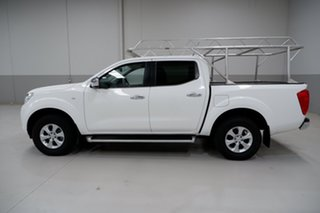 2017 Nissan Navara D23 S2 ST 4x2 White 7 Speed Sports Automatic Utility