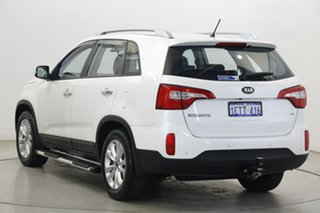 2014 Kia Sorento XM MY14 SLi Snow White Pearl 6 Speed Sports Automatic Wagon