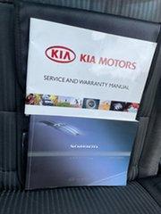 2008 Kia Sorento BL EX Silver 5 Speed Automatic Wagon