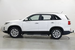 2014 Kia Sorento XM MY14 SLi Snow White Pearl 6 Speed Sports Automatic Wagon.