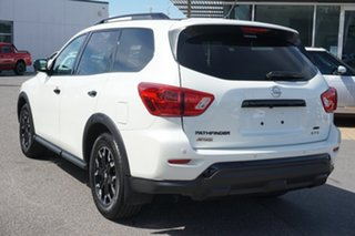 2019 Nissan Pathfinder R52 Series III MY19 ST-L X-tronic 4WD N-TREK White 1 Speed Constant Variable