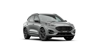 2020 Ford Escape ZH 2021.25MY ST-Line Silver 8 Speed Sports Automatic SUV