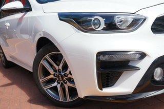 2020 Kia Cerato BD MY21 Sport Snow White Pearl 6 Speed Manual Sedan.