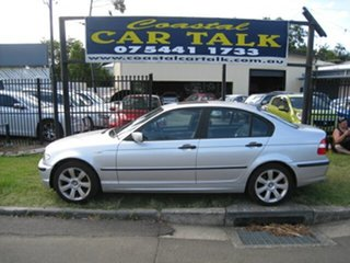 2003 BMW 318i E46 5spd Manual Executive Silver 5 Speed Manual Sedan.