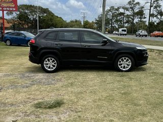 2014 Jeep Cherokee KL MY15 Sport Black 9 Speed Sports Automatic Wagon
