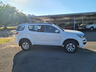 Holden Trailblazer RG MY20 LT Summit White 6 Speed Automatic Wagon