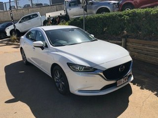 2019 Mazda 6 GL1032 Touring SKYACTIV-Drive 6 Speed Sports Automatic Sedan.