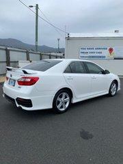2013 Toyota Aurion GSV50R Sportivo SX6 White 6 Speed Sports Automatic Sedan.
