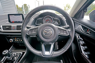 2018 Mazda 3 BN5236 SP25 SKYACTIV-MT GT Red 6 Speed Manual Sedan