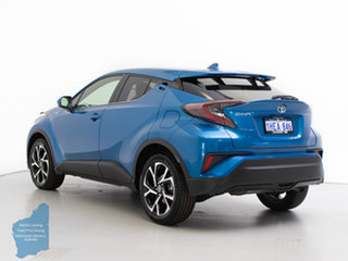 2017 Toyota C-HR NGX10R Koba (2WD) Blue Continuous Variable Wagon