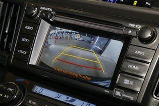 2014 Toyota RAV4 ASA44R MY14 Cruiser AWD Black 6 Speed Sports Automatic Wagon