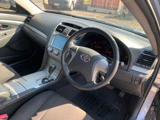 2009 Toyota Aurion ATX Silver 4 Speed Auto Active Select Sedan