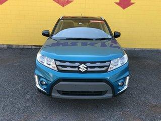 2017 Suzuki Vitara LY RT-S 2WD Turquoise 6 Speed Sports Automatic Wagon.
