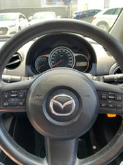 2012 Mazda 2 DE10Y2 MY12 Neo Red 5 Speed Manual Hatchback